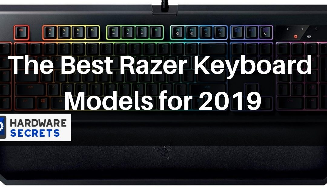 The Best Razer Keyboard Models Overview